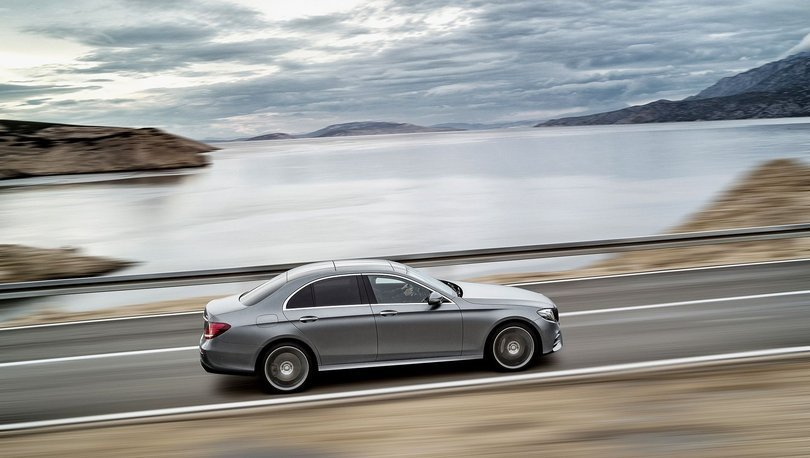 1.6 dizel Mercedes E serisi satışa sunuldu