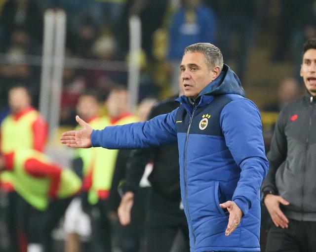 Fenerbahçe'de Ersun Yanal'ın koltuğu sallanıyor! Erol Bulut sesleri...