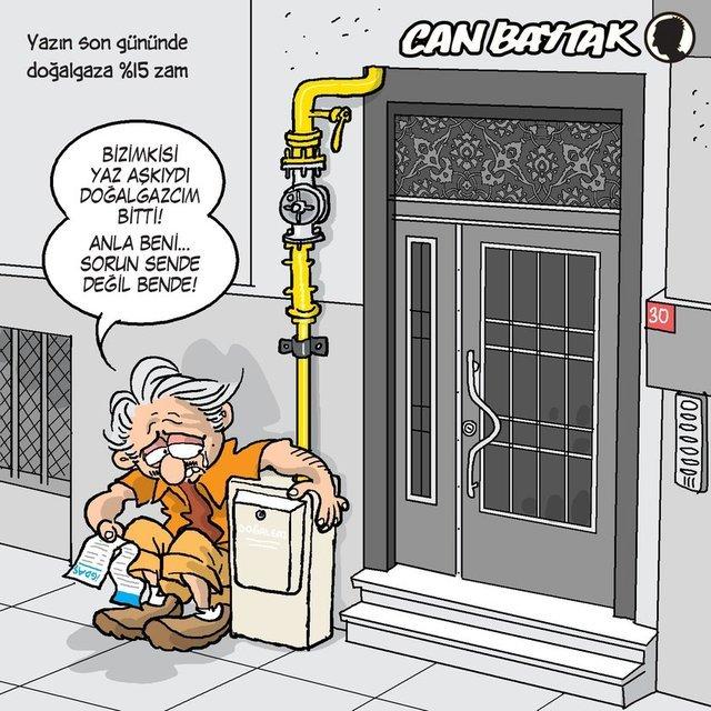 Can Baytak karikatürleri