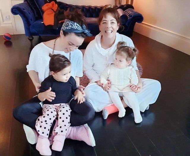 Doğa Rutkay: Benden 9 ay evvel doğurdu ikizlerini... - Magazin haberleri