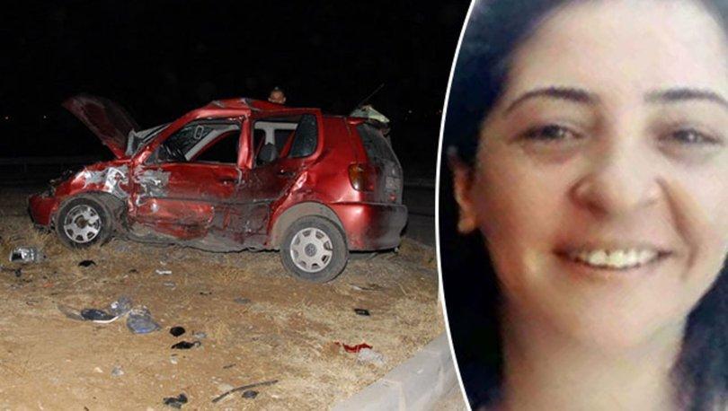 Kırıkkale'de korkunç kaza