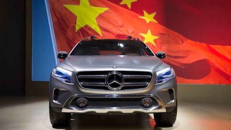 Çinli üretici Daimler'in yönetim kuruluna girmek istiyor