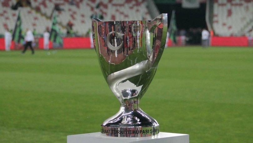 Türkiye Kupası'nda kura çekimi, 20 Aralık Cuma günü yapılacak