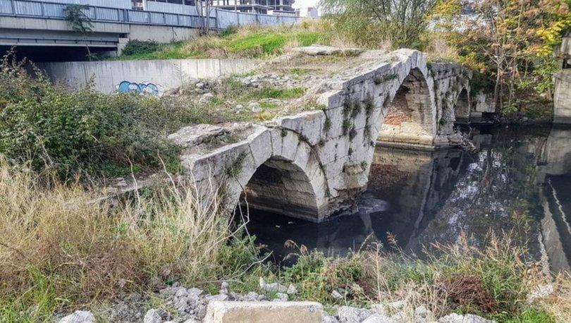 Mimar Sinan'ın Odabaşı Köprüsü