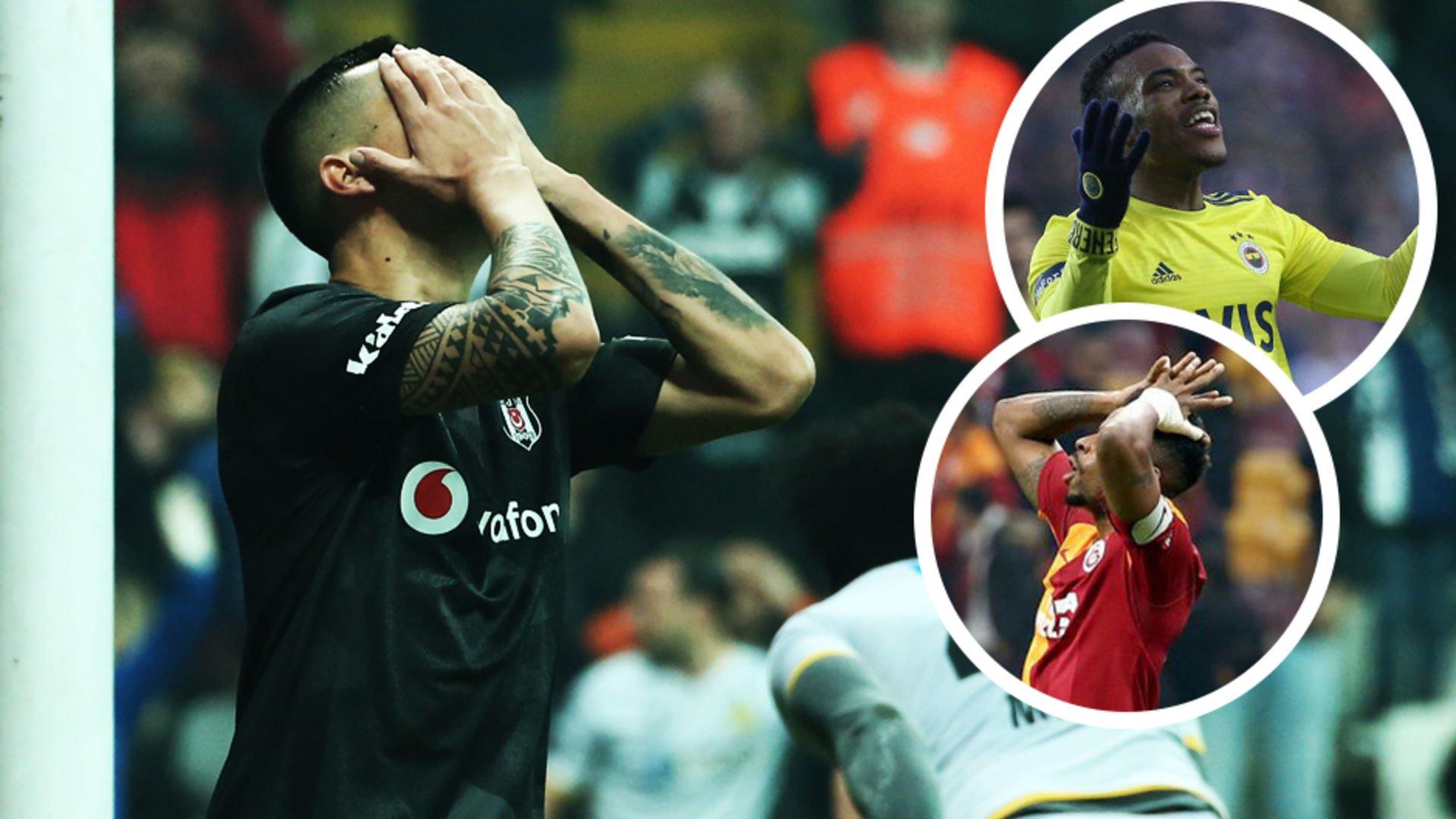 Süper Lig'de 15. haftanın panoraması