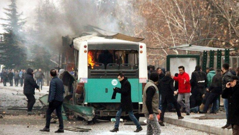 Hain Kayseri saldırısının 3'üncü yıl dönümü! 15 asker şehit olmuş, 54 asker de yaralanmıştı! - HABER