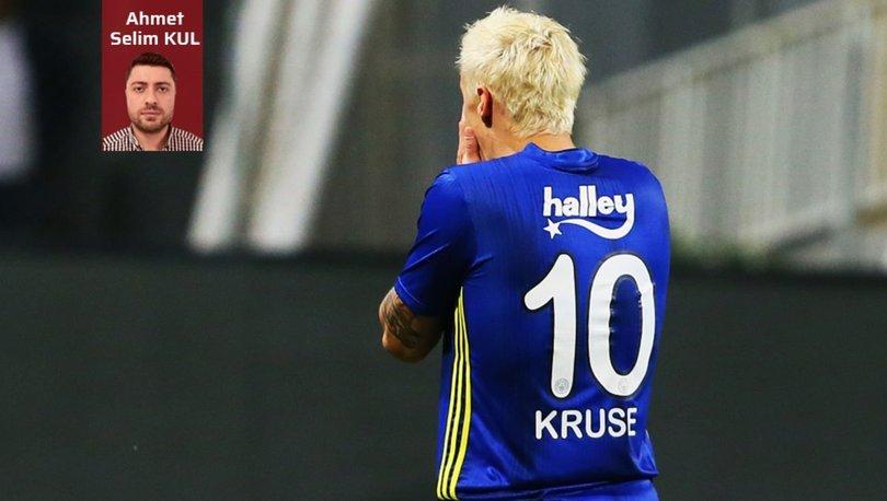 Kendine gel Kruse! Fenerbahçe haberleri