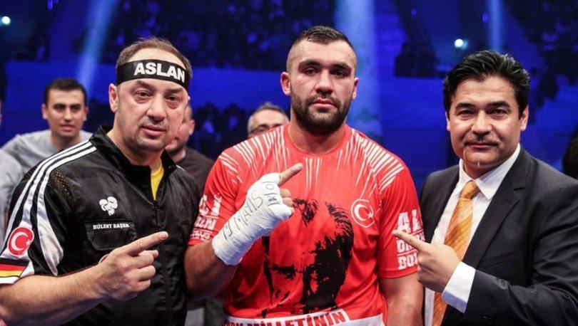 Ali Eren, Hamburg'da ringe çıkıyor