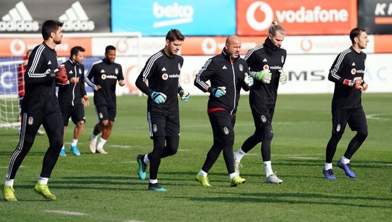 Beşiktaş'ın kamp programı