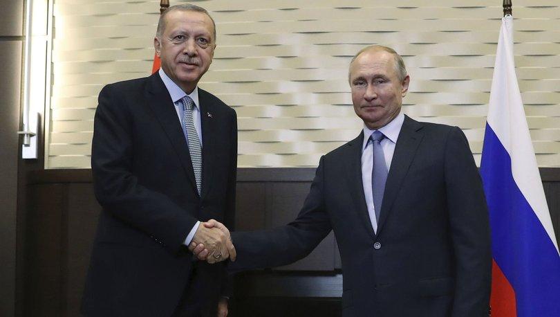 Son dakika! Kremlin: Erdoğan ve Putin Libya'ya Türk askeri planını görüşecek