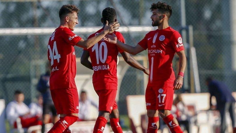 Antalyaspor: 2 - Eyüpspor: 2
