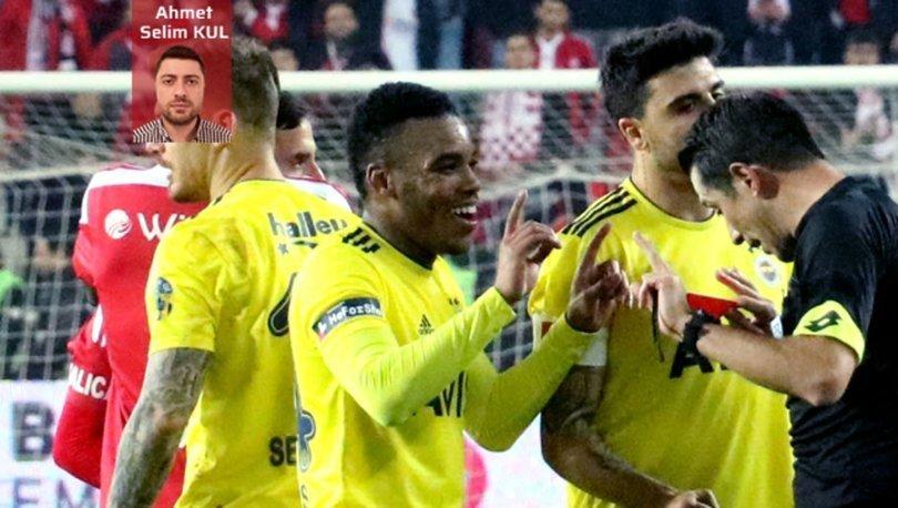 Garry Rodrigues ve Ozan Tufan'a para cezası! Fenerbahçe haberleri