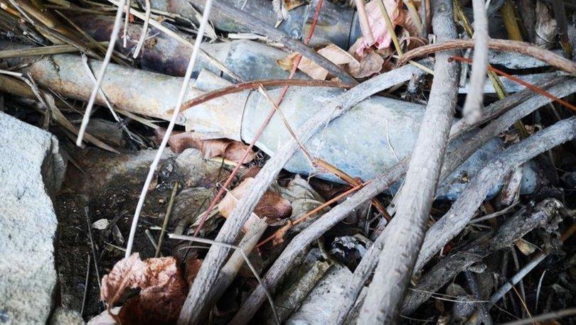 Hakkari'de tuzaklanmış patlayıcı ve mühimmat ele geçirildi