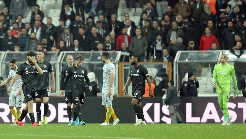 Beşiktaş'ın 35 puanlık evlat acısı!
