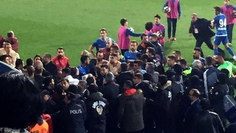 Son dakika! Türkiye Kupası'nda olay maç!