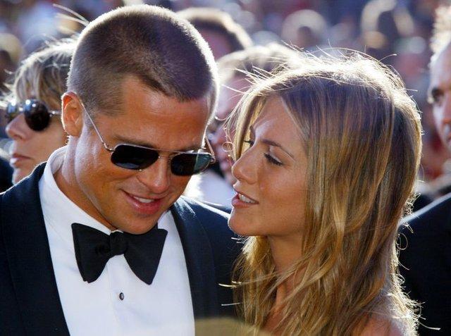'Brad Pitt, eski eşi Jennifer Aniston'un Noel partisinde' iddiası