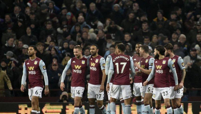 Aston Villa: 5 - Liverpool: 0 | MAÇ SONUCU
