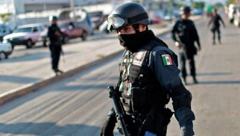Meksika'da bu yıl 414 polis öldürüldü