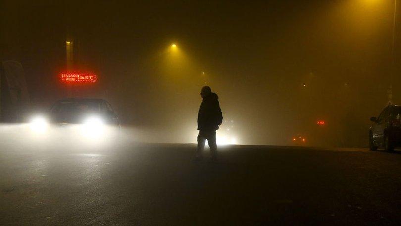 SON DAKİKA! Meteoroloji'den son dakika sis uyarısı - HABERLER