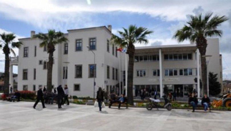 Urla Belediyesi'ne kayyum atandı
