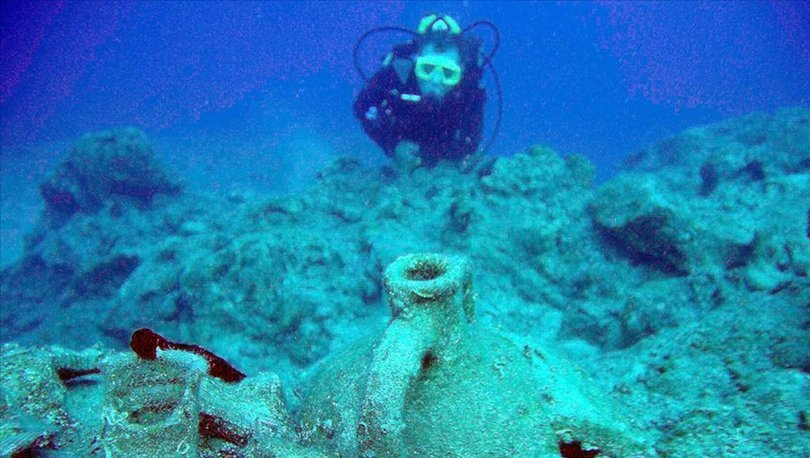 Su altı arkeolojisi