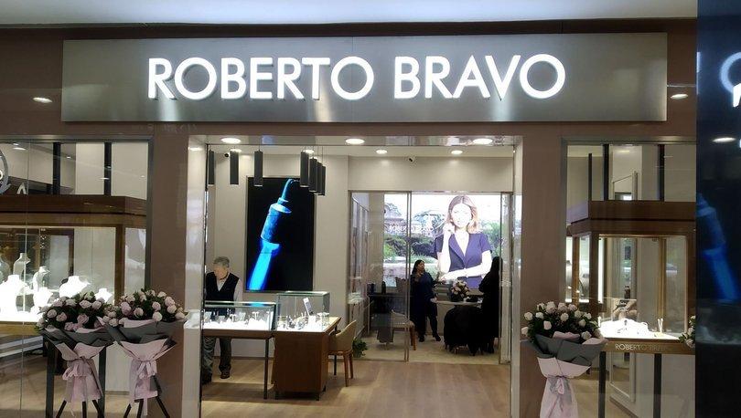 Roberto Bravo, Çin'de mağaza açan ilk türk mücevher firması oldu