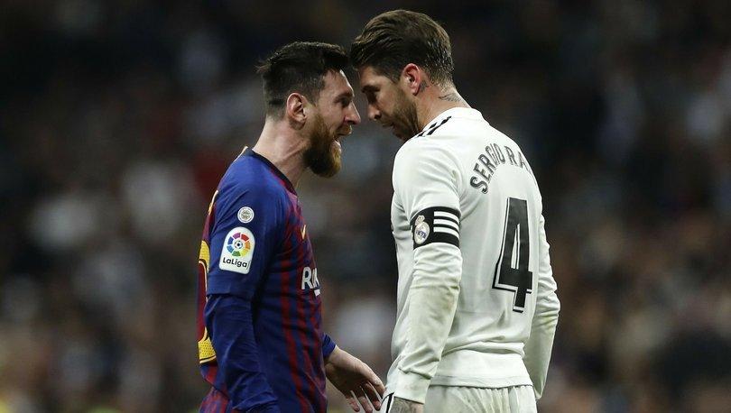 Barcelona Real Madrid maçı ne zaman? Barcelona Real Madrid maçı hangi kanalda? El Clasico zamanı