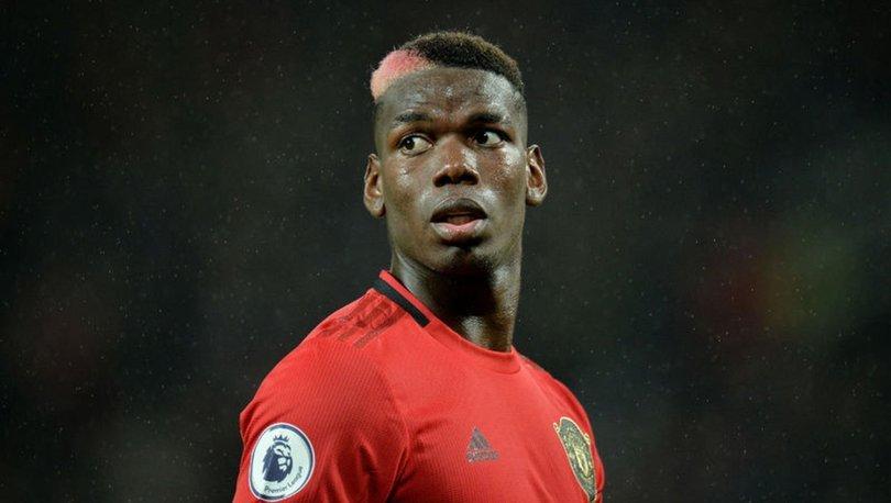 Manchester United'da Pogba krizi