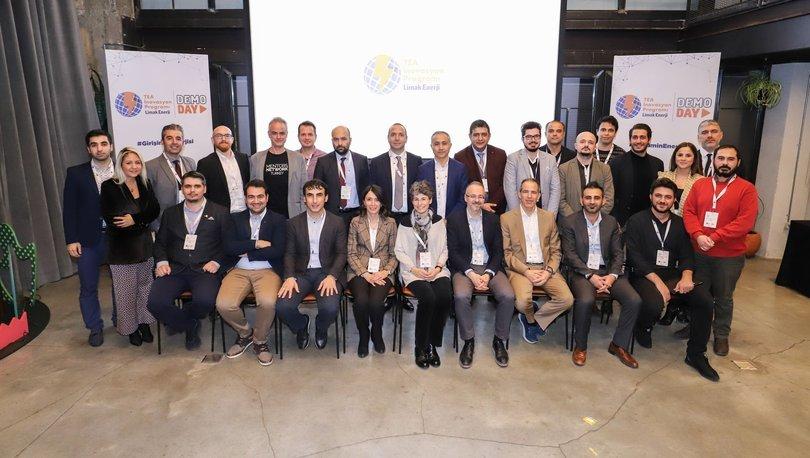 TEA Limak Enerji Girişimcilik Hızlandırma Programı girişimcileri projelerini sundu