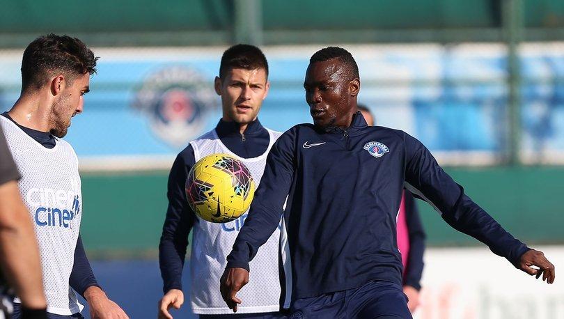 Kasımpaşa, Gaziantep FK maçı hazırlıklarına başladı