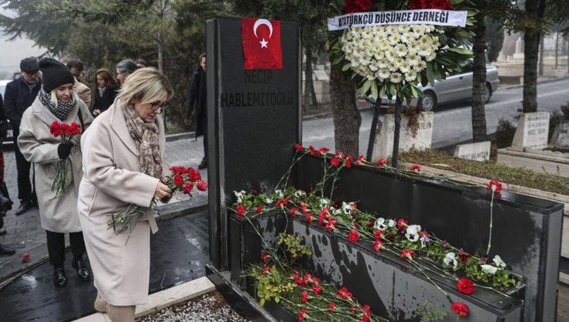Necip Hablemitoğlu ailesinden açıklama