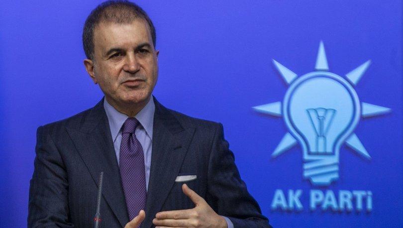 Ömer Çelik'ten Lütfü Türkkan'a yanıt
