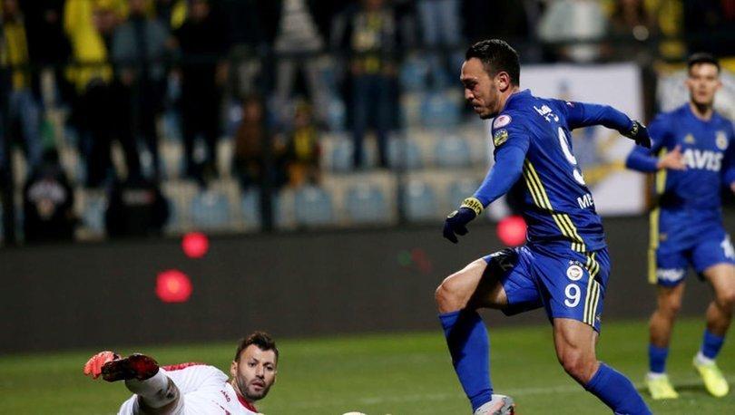 İstanbulspor: 0 - Fenerbahçe: 2 | MAÇ SONUCU