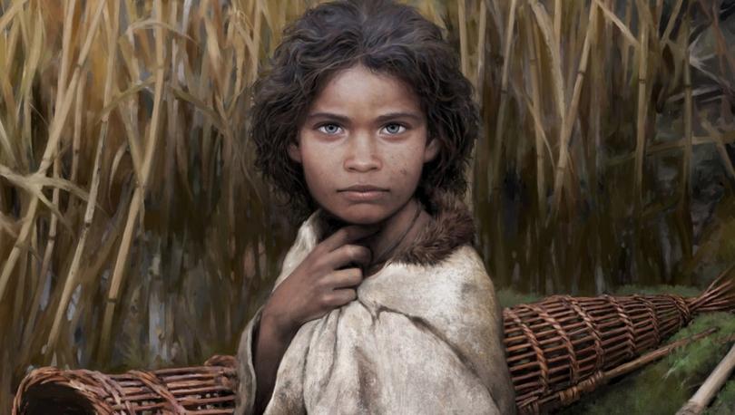 Sakızdaki diş izleriyle, 5 bin 700 yıl önce yaşamış olan kadının genetik şifresi çözüldü