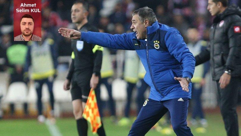 Fenerbahçe'nin derbi kadrosunda sürprizler olabilir! Fenerbahçe haberleri