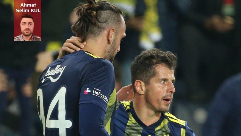 Fenerbahçe'de tek gündem derbi