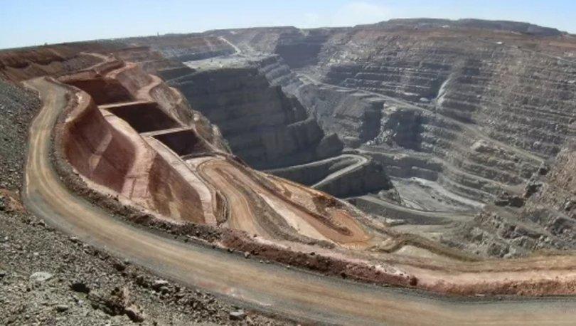 Madenlerde 812 milyon ton atık oluştu