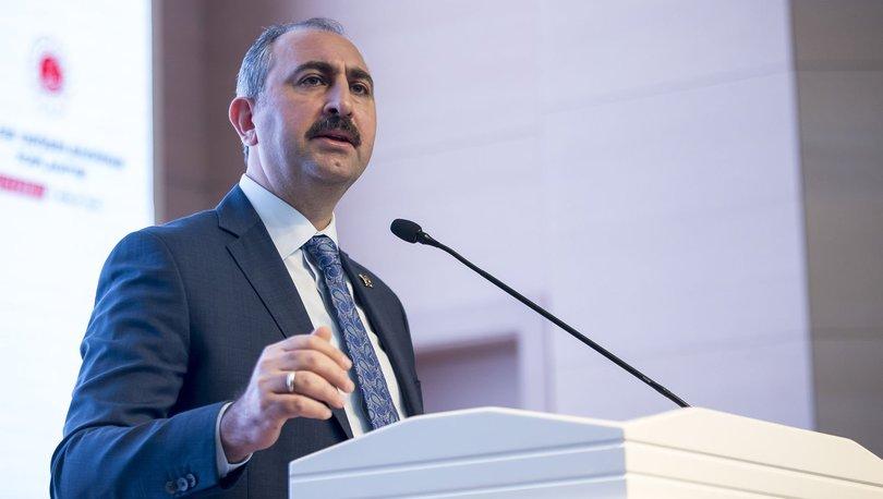 Adalet Bakanı'ndan Hablemitoğlu açıklaması