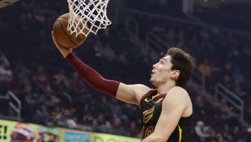 Cavaliers, Cedi Osman'ın 18 sayı attığı maçta Hornets'i yendi