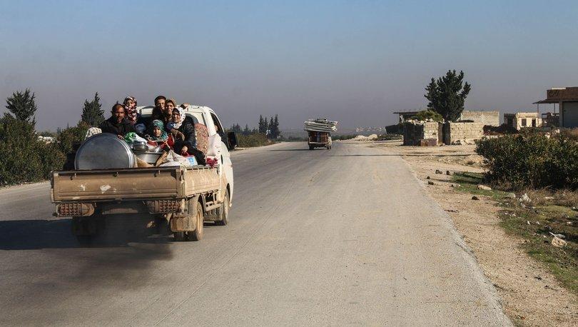 Son dakika! Cumhurbaşkanı Erdoğan açıkladı: İdlib'den 50 bin kişi Türkiye'ye geliyor