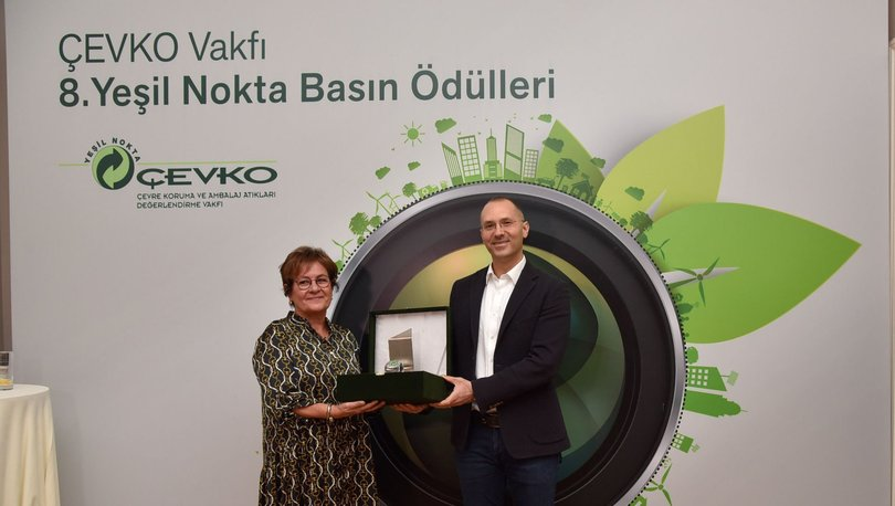 Haberturk.com'a Yeşil Nokta Ödülü