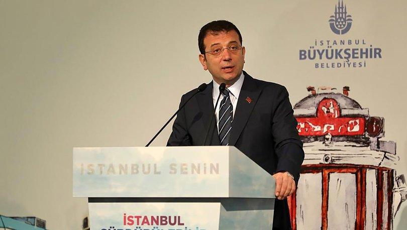 Son dakika! İBB Başkanı İmamoğlu'ndan Kanal İstanbul açıklaması