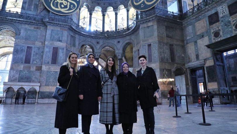 Müze gezisi geliri öğrenci bursuna