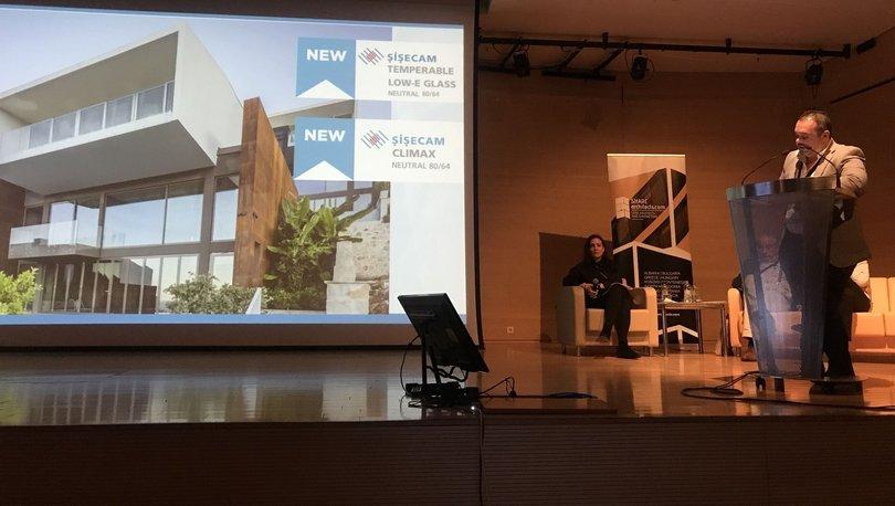 Şişecam Düzcam Yunanistan'da Avrupalı mimarlarla buluştu