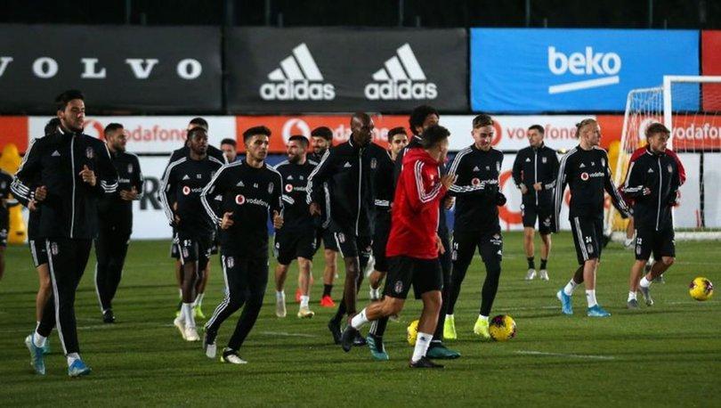 Beşiktaş, Fenerbahçe derbisinin hazırlıklarına başladı