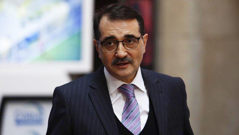 Enerji Bakanı Fatih Dönmez'den 'Akdeniz' mesajı