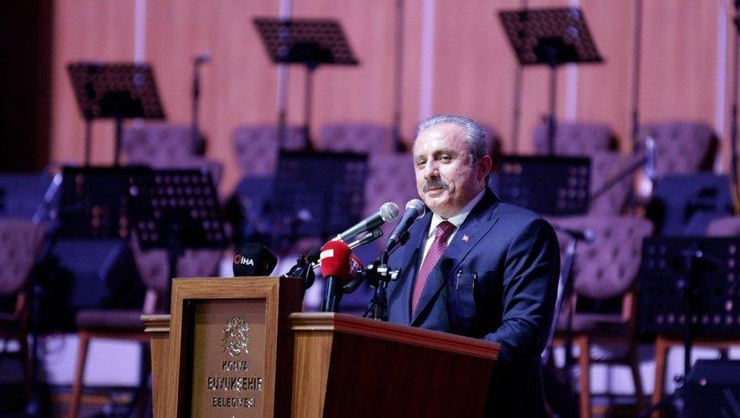 TBMM Başkanı Mustafa Şentop: Mevlana'yı yaşam koçu görmek trajik bir yanılgı