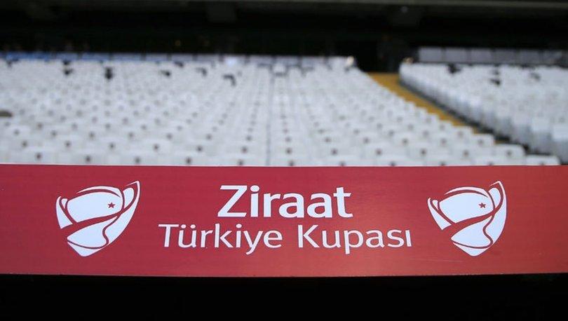 Türkiye Kupası'nda son 16 turuna yükselen ekipler belli oldu