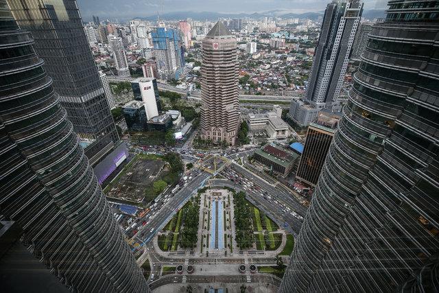 Kuala Lumpur'da günlük yaşam