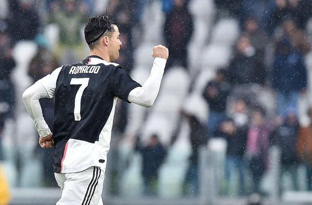 Cristiano Ronaldo'nun sıçrayışını bilim bile açıklamakta zorlanıyor!